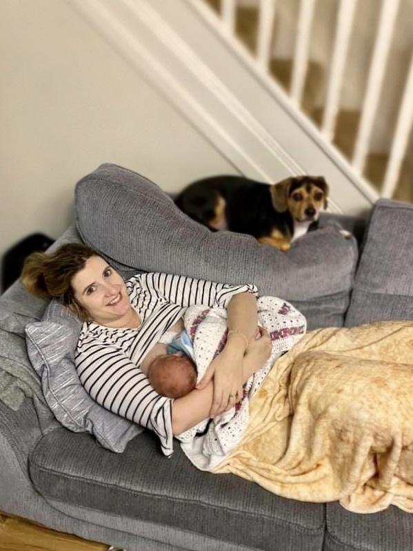Position and Attachment - Birth in Grampian